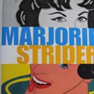 Marjorie Strider Exhibition Catalog Colored Pencil and Paintings Mixed Media Pop Art 2011