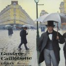 Gustave Caillebotte Urban Impressionist  Painter Exhibition Catalog Softcover Paris 1995