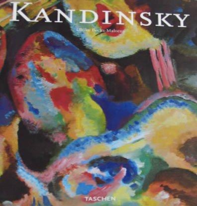 Kandinsky by Ulrike Becks-Malorny Taschen Art Book 2003 Abstract Russian Painter Softcover