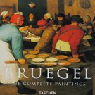 Bruegel The Complete Paintings By Rose-Marie and Rainer Hagen Taschen Art Book 2000  Softcover