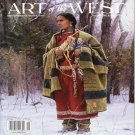ART OF THE WEST For All Fine Art Collectors Magazine Back Issue September October 2008