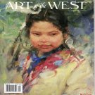 ART OF THE WEST For All Fine Art Collectors Magazine Back Issue September October 2011