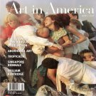 ART IN AMERICA  Eve Sussman Tropicalia Aboriginal Art Magazine Back Issue April 2007