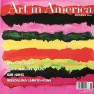 ART IN AMERICA  Mary Heilmann Kim Jones Magdalena Campos-Pons Art Magazine Back Issue November 2007