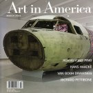 ART IN AMERICA Huang Yong Ping Ricard Pettibone Hans Haacke Magazine Back Issue April 2007