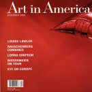 ART IN AMERICA Louise Lawler Biedermeier on Tour Art Magazine Back Issue December  2006