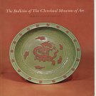 The Bulletin of The Cleveland Museum of Art No. 1 Yuan Dynasty January 1963 Softcover