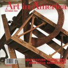 ART IN AMERICA Mark Di Suvero Richard Serra Jorge Oteiza Magazine Back Issue November 2005