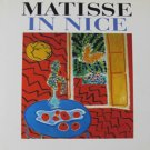 Matisse In Nice by Xavier Girard Paintings Drawings Art Book 1996 Hardcover