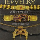 Jewelry 7000 Years Hugh Tait Collections of the British Museum 1991 Hardcover