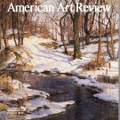AMERICAN ART REVIEW December 2011  Western American Art Walker Evans Howard Pyle Magazine Back Issue