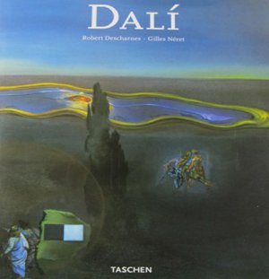 Dali By Robert Descharnes and Gilles Neret Taschen Salvadore Dali Art Book 1998 Hardcover