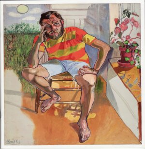 Alice Neel Paintings Exhibition Catalog LA Louver American Figurative Painter 2010 Softcover