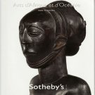 Sotheby's Arts d'Afrique et d'Oceanie Auction Catalog Pierre Guerre Collection Paris June 2011