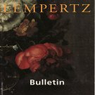 Lempertz Bulletin Modern Art  Asian Art  Reviews Art Auction Catalog Softcover 2005