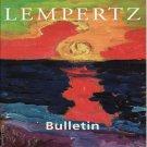Lempertz Bulletin Contemporary Art Modern Art Chagall Picasso  Renoir Auction Catalog Softcover 2005