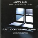 Artcurial Contemporary Art  2 Auction Catalog Micheline and Claude Renard Collection Softcover 2005