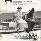 Sotheby&#39;s Arcade Auction Catalog American Paintings, Drawings and Sculpture March 20, 1996