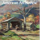 AMERICAN ART REVIEW September October 2012 Aldro Hibbard George Ames Aldrich Magazine Back Issue