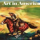 ART IN AMERICA Richard Prince Lucy Lippard Frank Stella Magazine Back Issue December 2012