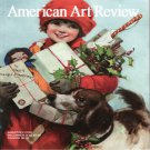 AMERICAN ART REVIEW November December 2012 Steichen Tiffany Wireman Magazine Back Issue