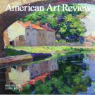 AMERICAN ART REVIEW May June 2013 Reginald Marsh Albert Bierstdt Magazine Back Issue