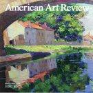 AMERICAN ART REVIEW May June 2013 Reginald Marsh Albert Bierstdt Magazine Back Issue