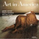 ART IN AMERICA Magazine Back Issue Janine Antoni Stieglitz and Steichen September 2001
