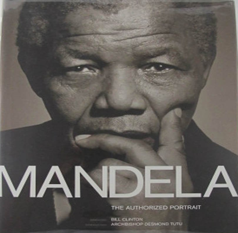 Mandela The Authorized Portrait Photography Biography Nelson Mandela 2006 Hardcover