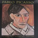 Pablo Picasso A Retrospective Exhibition Catalog 1980 Paintings Drawings Sculpture Hardcover