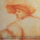 The History of Italian Drawings 1350-1800 Masterworks From the Albertina Exhibition Catalog 1992