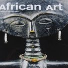 African Art  Stefan Eisenhofer Taschen Art Series Basketry, Masks, Sculpture Softcover 2010