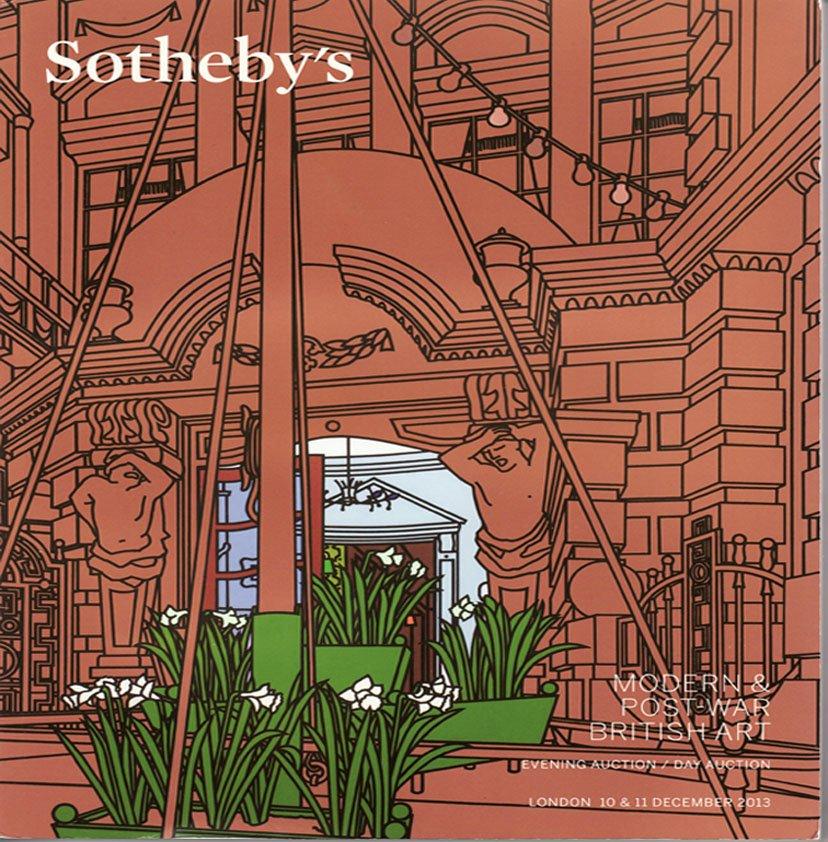 Sotheby's Modern & Post-War British Art Auction Catalog London December 2013