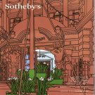 Sotheby's Modern & Post-War British Art Auction Catalog London December 2013