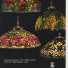 Christie's Important Works by the Tiffany Studios from the Nellie Ingham Estate Auction Catalog 1993