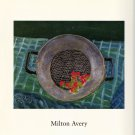 Milton Avery Paintings and Works on Paper Exhibition Catalog Softcover 1997