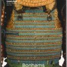 Bonhams Arts of the Samurai Swords Helmets Tsusbas October 27, 2014 Auction Catalog Number 22248