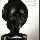 Sotheby's African Oceanic and Pre-Columbian Art Auction Catalog New York May 15, 2015