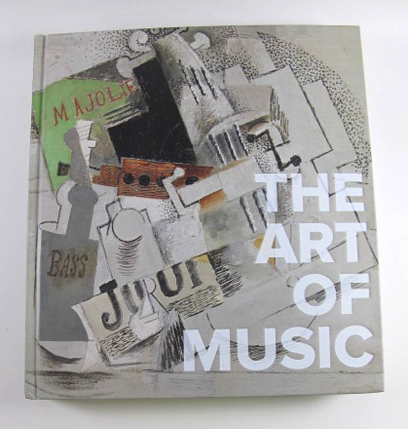 The Art of Music Exhibition Catalogue San Diego Museum of Art Visual Art and Music Hardcover 2015
