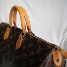 AUTHENTIC Pre Owned Louis Vuitton Monogram SPEEDY 40