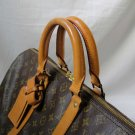 AUTHENTIC Pre Owned Louis Vuitton Monogram Keepall 45