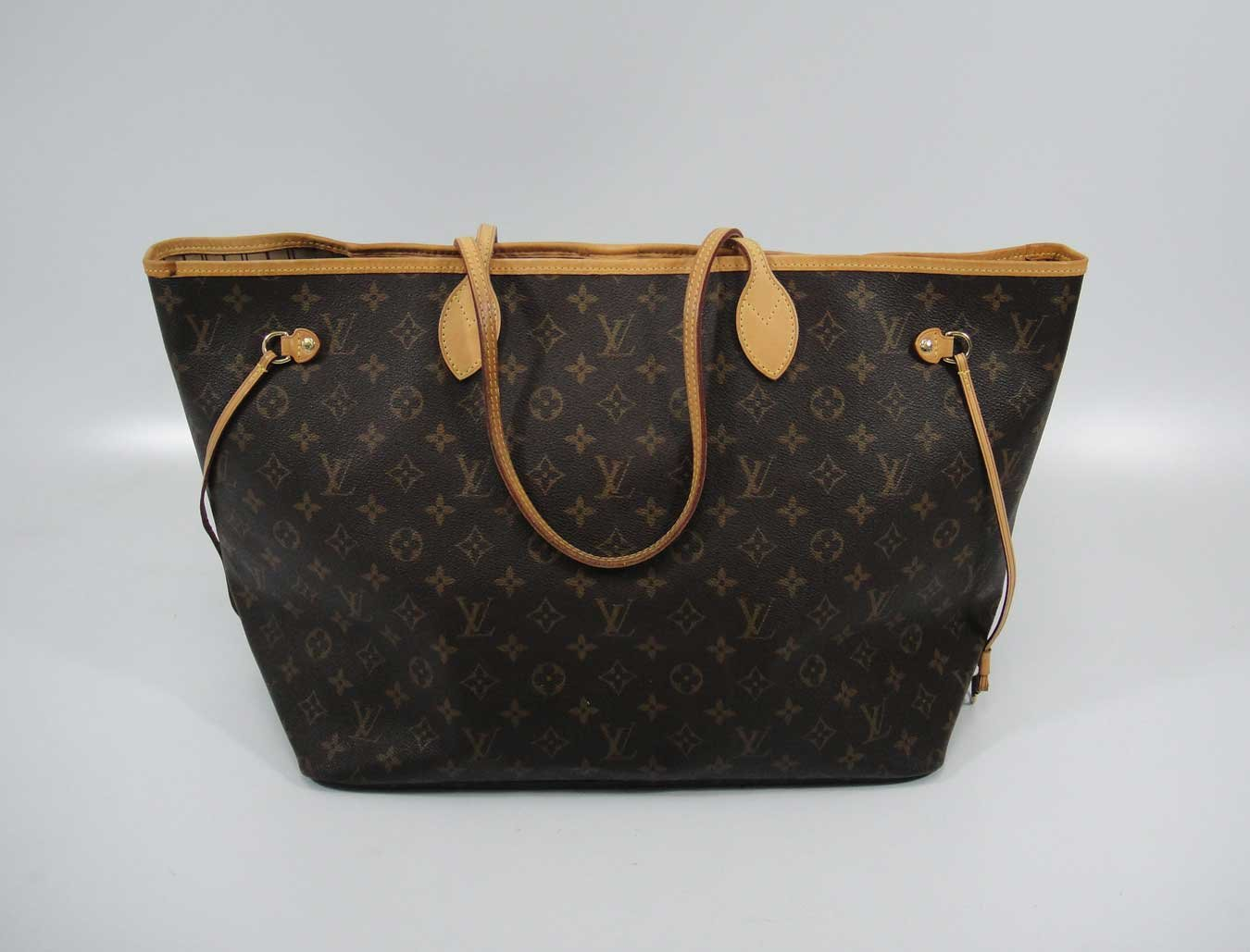 AUTHENTIC Pre Owned Louis Vuitton Monogram Neverfull GM