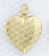 24K Gold Locket