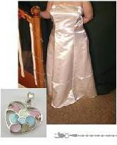 Bridesmaids, Prom dress- Size 24W