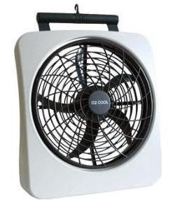 SegureGuard AC Powered Portable Fan spy Camera