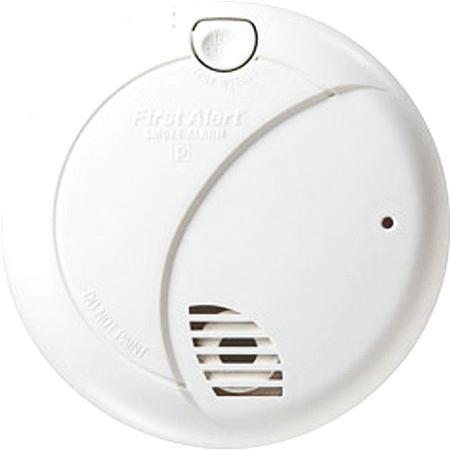 SecureGuard AC Powered Smoke Detector Spy Cam