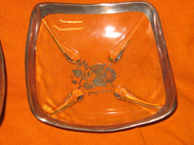George Briard Glass Dish