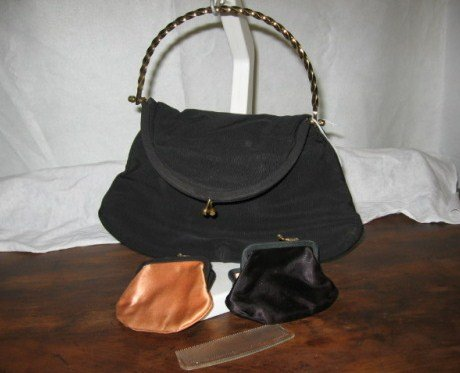 Satin Lined Purse
