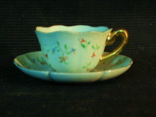 Miniature Teacup & Saucer