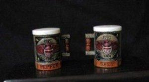 1792 Salt & Pepper Set